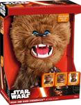 Star Wars Chewbacca 40 cm Sesli Hareketli Peluş Peluş Oyuncak