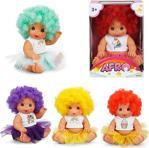 Sunman Afro Bebek Renkli Kıvırcık Saçlı
