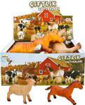 Sunman Çiftlik Hayvanlar Foam Sesli 30 cm Rst Aus 719