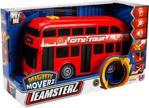 Teamsterz Sesli Ve Işıklı Çift Katlı Oyuncak Otobüs