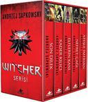The Witcher Serisi Özel Kutulu 5 Kitap Set