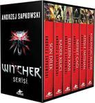The Witcher Serisi Özel Kutulu 6 Kitap Set