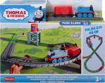 Thomas & Friends Buhar İstasyonu Seti Sür Bırak Trenli Gxd47