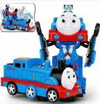 Thomas Robota Dönüşen Transformers Sesli Işıklı Tren