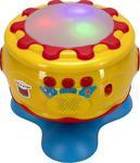 Uj Toys Müzikli Ve Işıklı Yaratıcı Vurdavul - Renkli