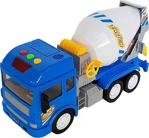 Universal Oyuncak Itfaiye Araba Iş Makinesi Eğitici Çimento Kamyon Kepçe