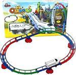 Vardem Oyuncak Işıklı Hızlı Tur Treni 37 Parça