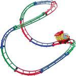 Vardem Oyuncak Kutuda Işıklı Tren Seti (37 Parça)
