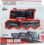Vardem Rail King Mini Tren Seti