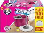 Vindex Ventusmax Döner Başlıklı Temizlik Seti