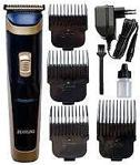 Yeni Tam Size Göre Şarjlı 4 Tarak Başlıklı Tıraş Makinesi Saç Sakal Kesme Ense Düzeltme Bıyık