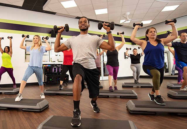 YouGX Group Fitness Class