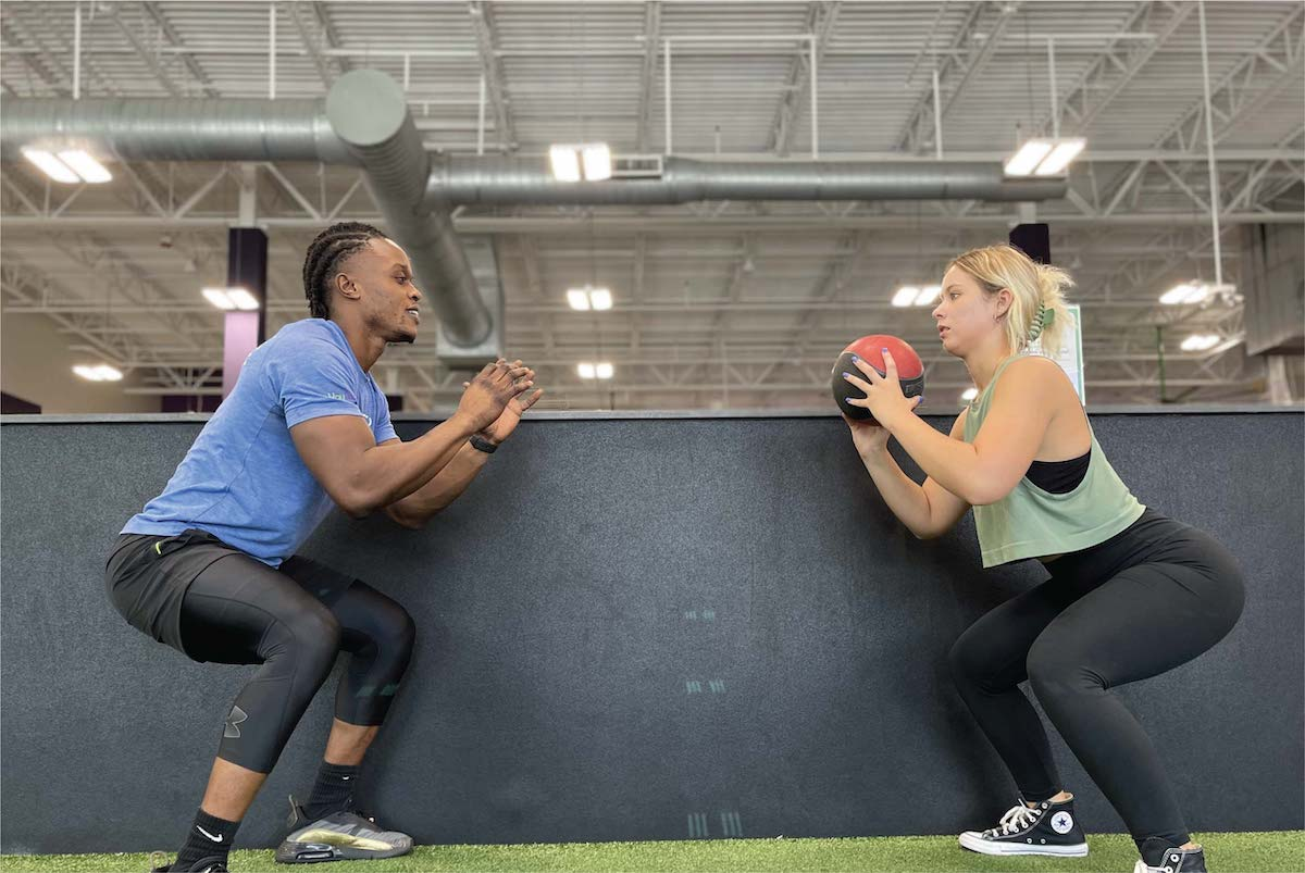 YouCoach Personal Training Session