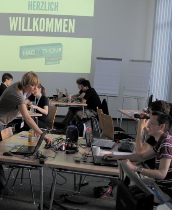 Campus Hackathon Darmstadt 2017