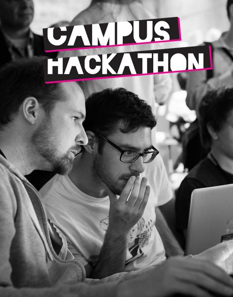 Campus Hackathon Halle 2018