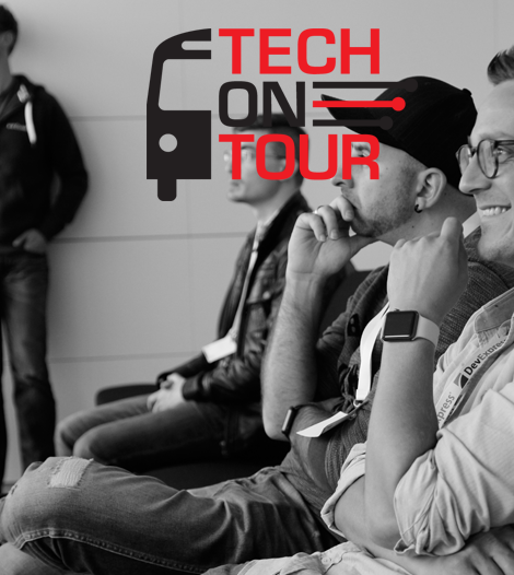 Tech-on-Tour 2018