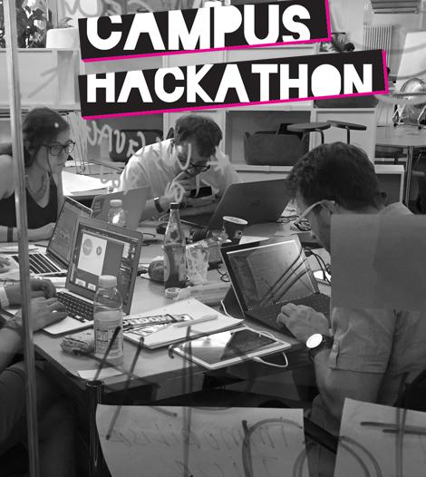 Campus Hackathon Darmstadt 2018