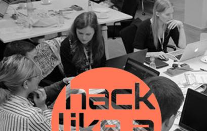 Hack like a Girl – Hackathon 2018