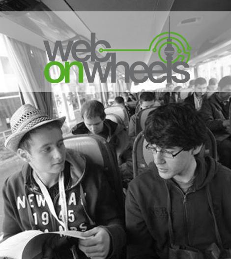 Web-on-Wheels 2018