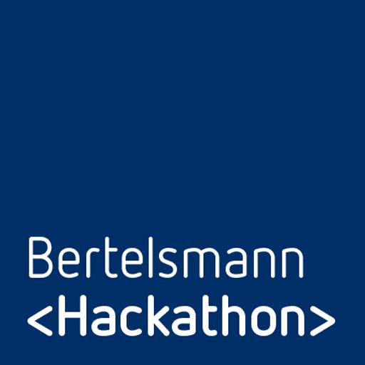Bertelsmann Hackathon