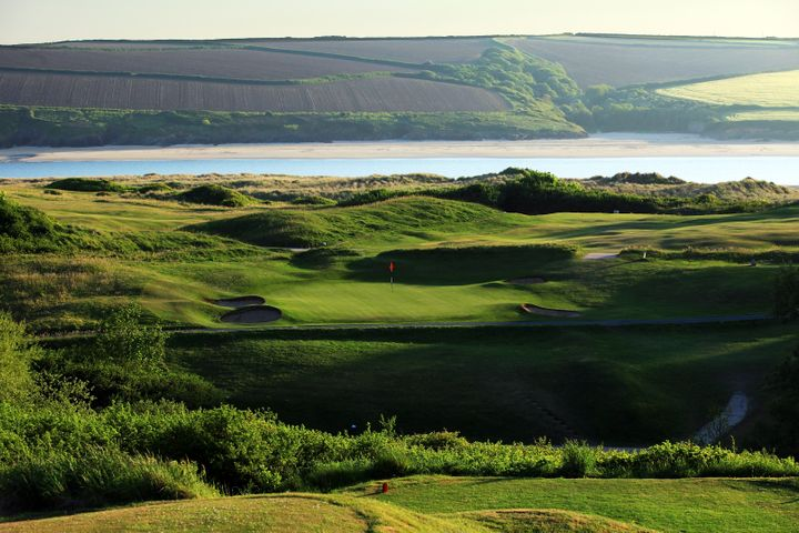 St Enodoc Golf Club Cornwall Book Golf Breaks Amp Holidays
