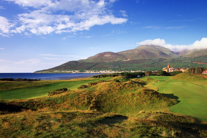 Royal County Down Down Book Golf Breaks Amp Holidays