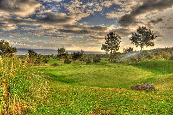 korineum golf  u0026 beach resort