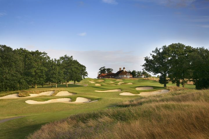 Chart Hills Golf Club Kent Book Golf Breaks Amp Holidays
