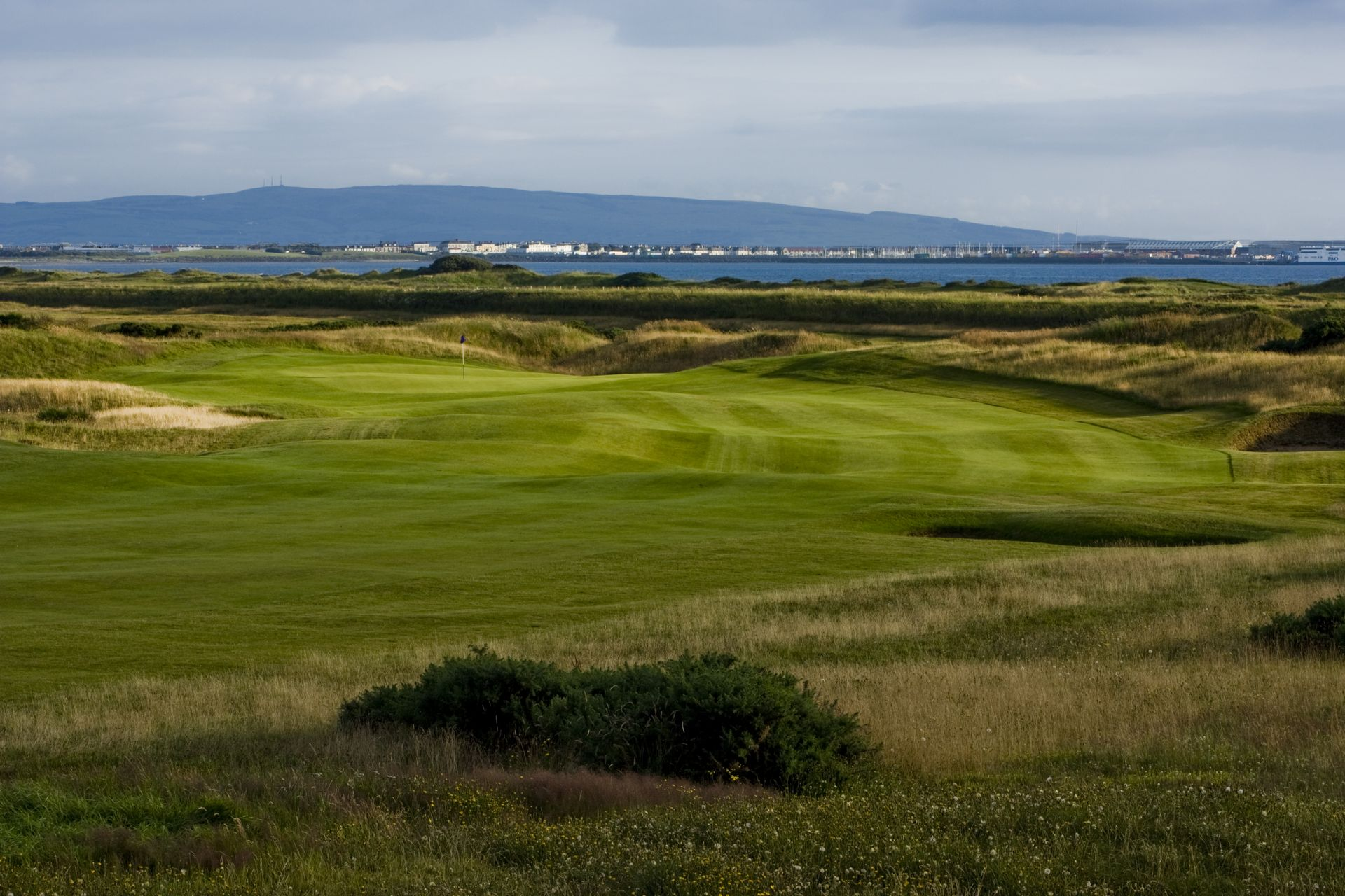 Scottish Open - Dundonald Links