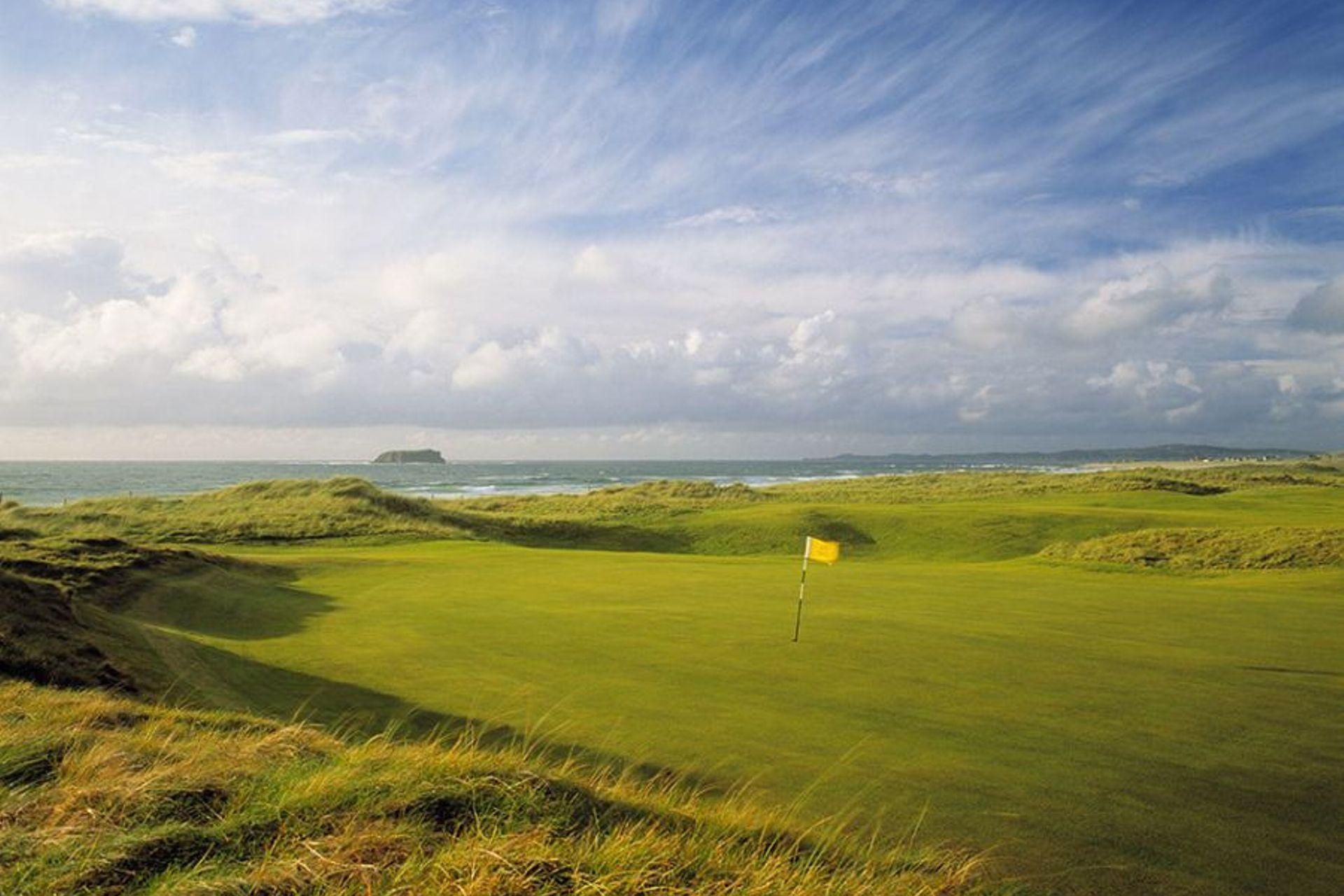 Irish Open - Ballyliffin GC