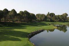 Pasha Course, Antalya GC