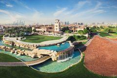 Jumeirah Golf Estates Earth Course