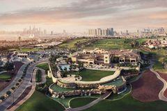 Jumeirah Golf Estates Fire Course