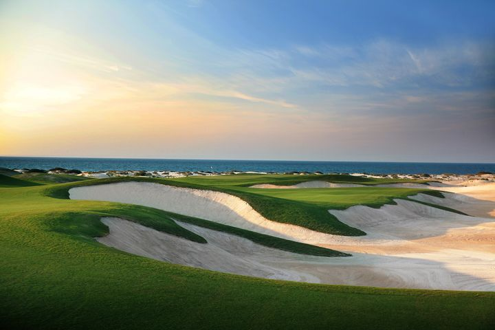 Saadiyat Golf Links