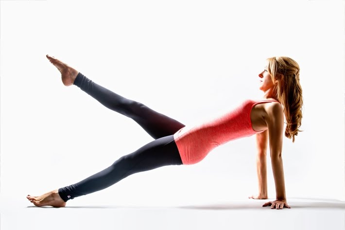 Pilates Hip and Groin Exercises