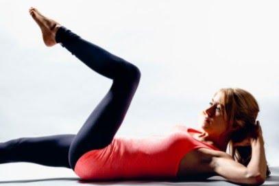 Pilates Waist Exercises