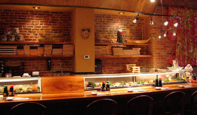 People Who Know Fish Regard This As One Of The Top Spots For Sushi In Region Its Proximity To Water Means You Should Try
