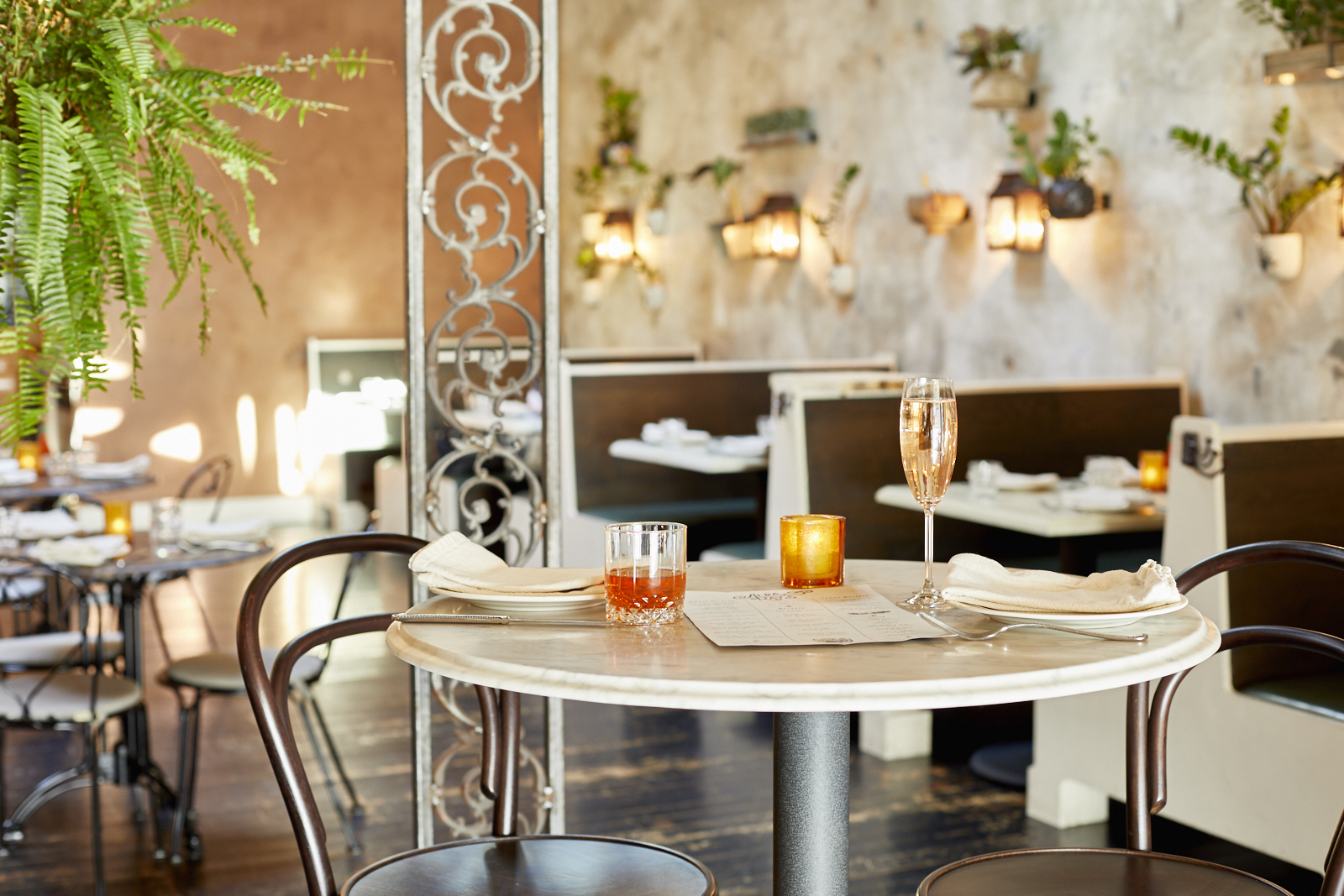 10 Sexiest New Restaurants And Bars In San Francisco Zagat