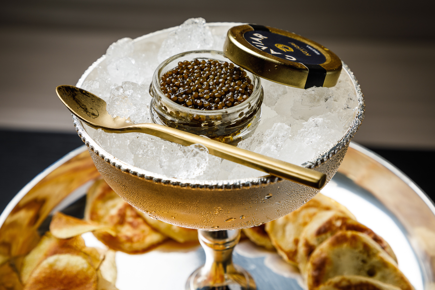 8 Unique Places To Eat Caviar In Chicago Zagat