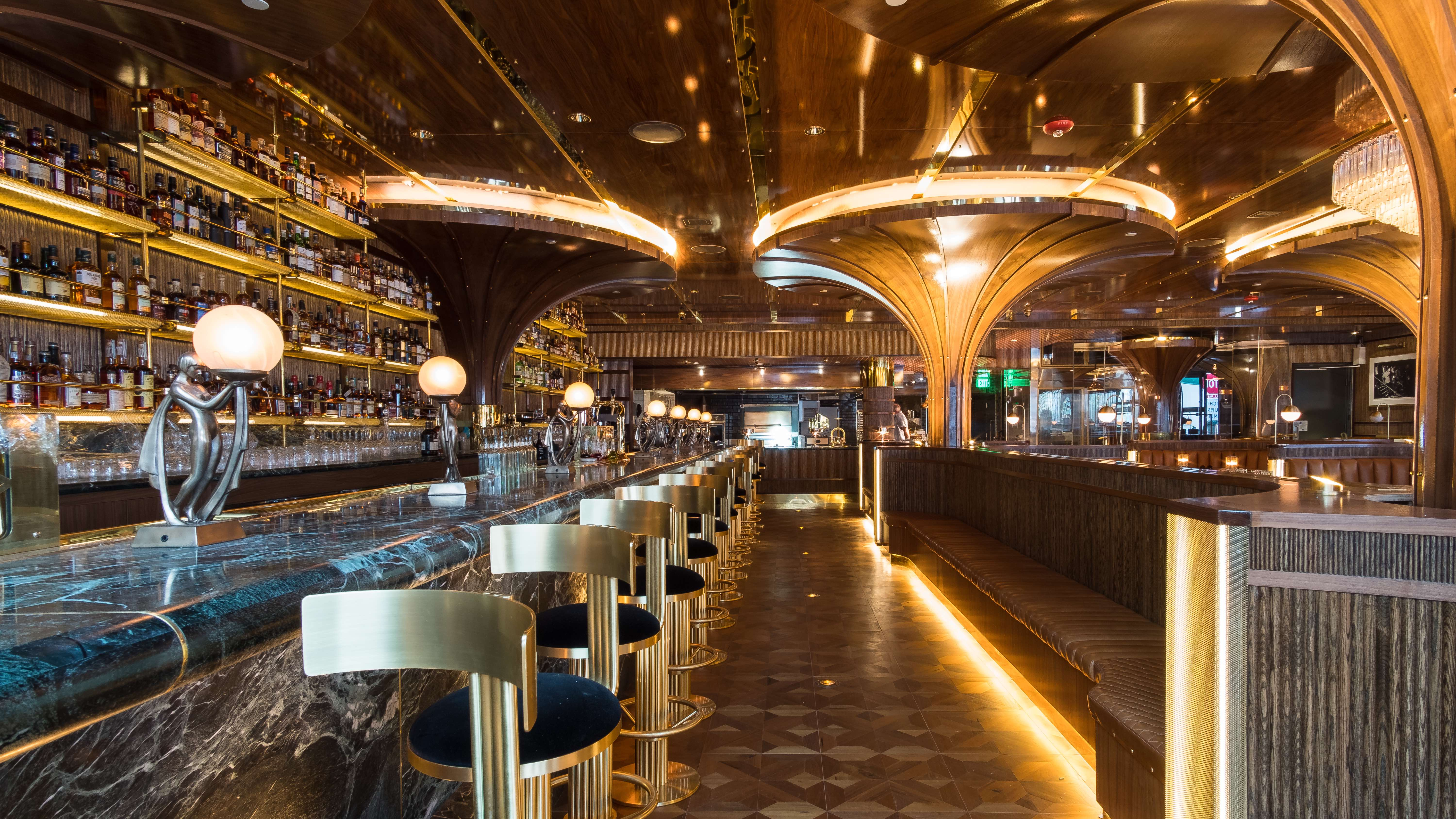 7 Sexiest New Restaurants And Bars In San Diego Zagat