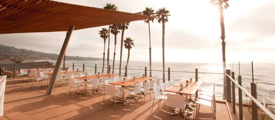 La Jolla Caroline Seaside Café