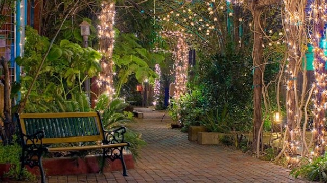 As Soon You Begin The Stroll Down Path Leading To Casa De Luz It S Clear Re About Have A Unique Dining Experience