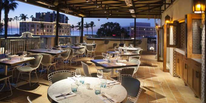 Rooftop Restaurants Bars In San Go