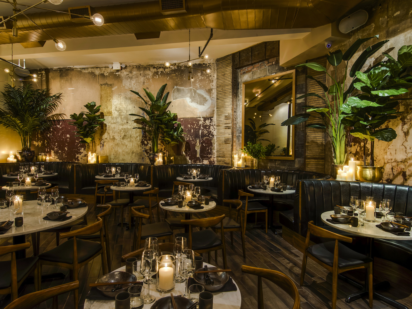 10 Sexiest Restaurants In Nyc Zagat