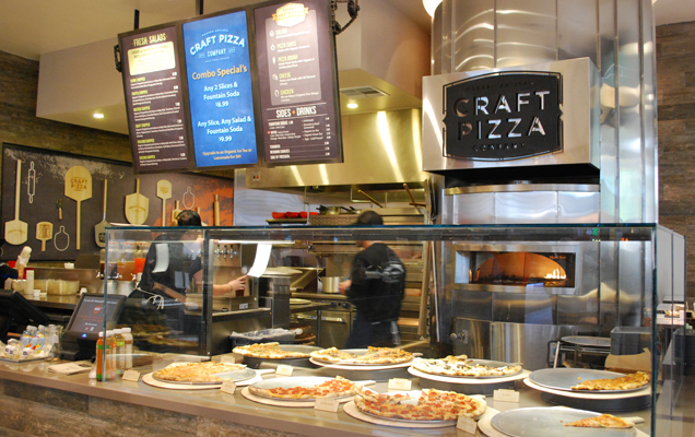 First Look Craft Pizza Company Zagat