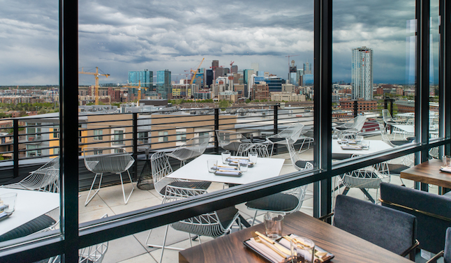 Justin Cucci Has Outdone Himself Again With This Sizzling Tapas Bar At The Top Of A Five Story Building In Lohi Where There S Not Bad Seat House