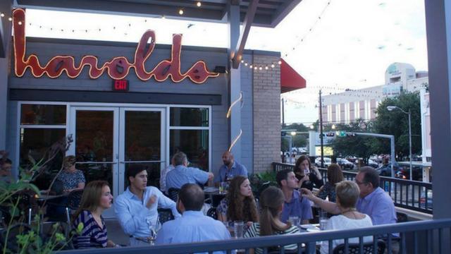 15 Must Visit Rooftop Bars Restaurants In Houston Zagat