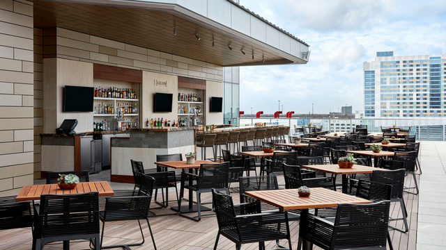 15 Must Visit Rooftop Bars Restaurants In Houston Zagat
