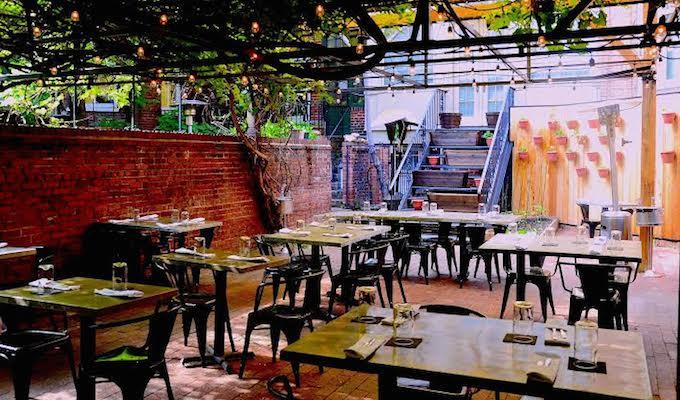 Best Outdoor Dining In 10 Dc Neighborhoods Zagat