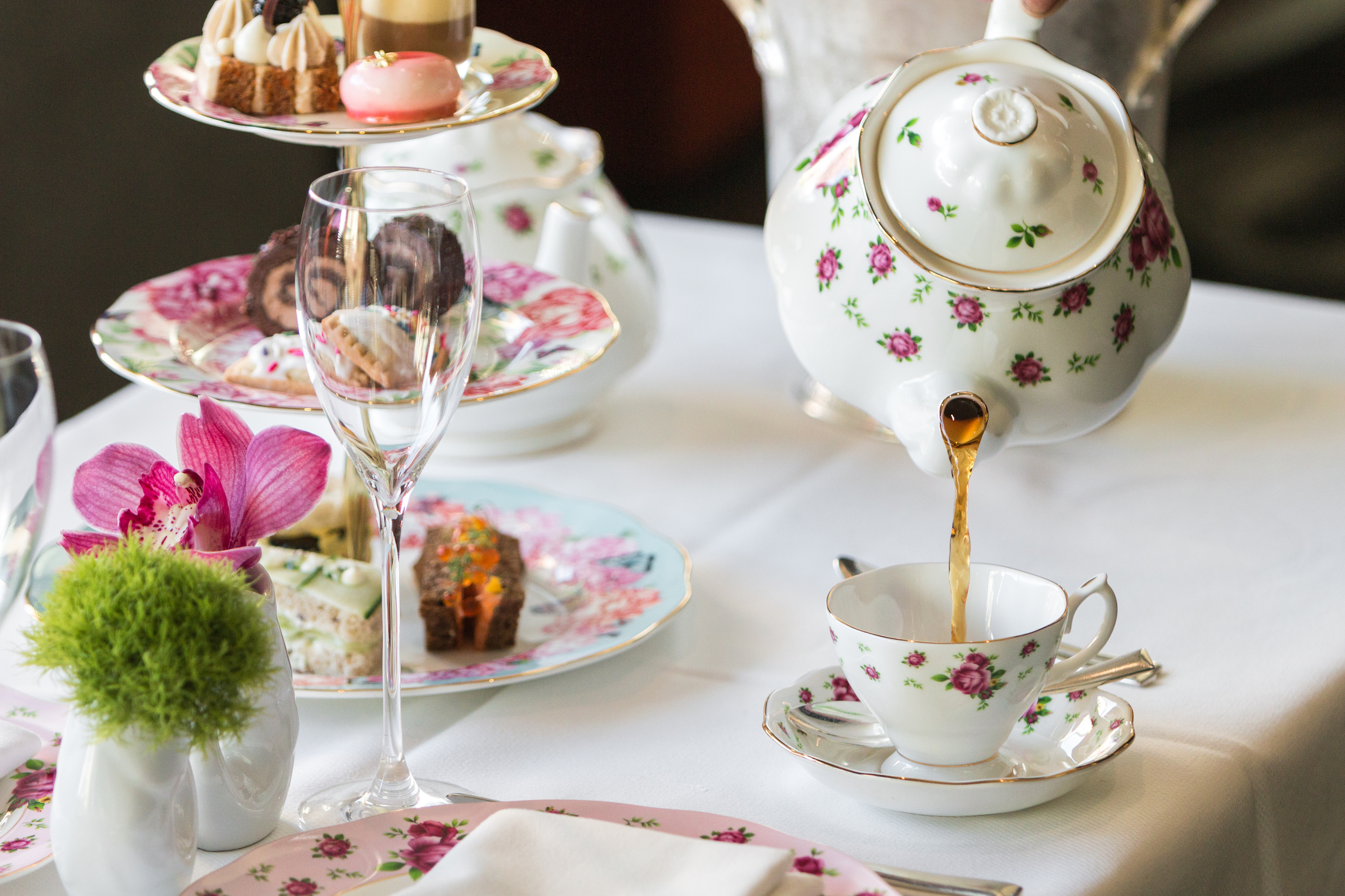 10 Great Places For Afternoon Tea Around Dc Zagat